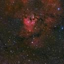 CED214 and NGC7822   Widefield,                                Yokoyama kasuak