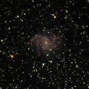 NGC 6946: emphasizing star-forming H II regions,                                gigiastro