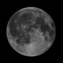Full Moon-Canon 250 mm-single shot-crop,                                Adel Kildeev