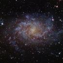 Triangle Galaxy - M33,                                Ignacio Montenegro