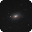 M63 - The Sunflower Galaxy - Collaboration with Barry Wilson,                                Steve Milne