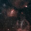 NGC 7635,                                F48I3N