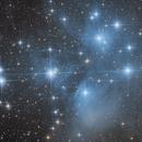 Messier 45,                                Jenafan
