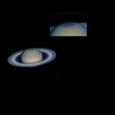 Saturn with Hexagon,                                jmck