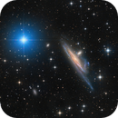 NGC 1532 and friends,                                Lee Borsboom