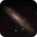 Sculptor Galaxy NGC 253,                                James R Potts