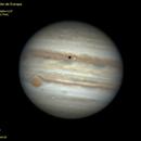 Jupiter, GRV anda Europa transit,                                Carlos Alberto Pa...