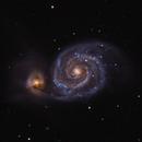 Whirlpool Galaxy M51,                                Gregg