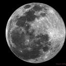 Full moon,                                Maxime Delin