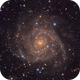 IC 342, Spiral Galaxy in Camelopardalis,                                flyingairedale