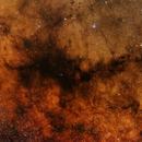 the pipe nebula,                                Hypatia Demeter A...
