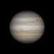 Jupiter rotación,                                Jesus Magdalena