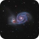 M51 LRGB,                                Christopher Gomez