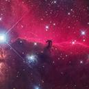 IC434 & B33 Horse Head Nebula HaRGB Processing !!,                                Young Joon Byun