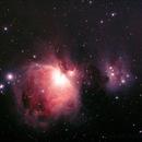 Messier M42 - NGC1976 - Orion Nebula & NGC1977 Running Man Nebula,                                Geoff Scott