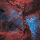 NGC3372 - Eta Carinae Nebula,                                Benjamin Lefevre