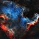NGC-7000,                                Iñigo Gamarra