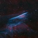 NGC2736 Pencil Nebula,                                Bryan He