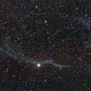 Western Veil Nebula, NGC 6960,                                Martin Palenik