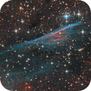 NGC 2736 The Pencil Nebula,                                Michel Lakos M.