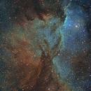 NGC 6188 - Dragons of Ara,                                Daniel and Iana Egan