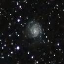 M 101 (Ursa Major),                                AstroHannes68