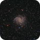NGC6946 - The Fireworks Galaxy,                                wadeh237