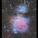 Nebulosa di Orione,                                Salvatore Ruiu