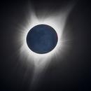 Totality of 2017 Solar Eclipse,                                Mike Brady
