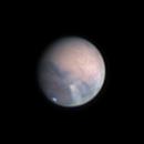 Dust Storm on Mars - Nov. 18th, 2020,                                Michael S.