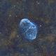 NGC 6888 SHO,                                Gary Opitz