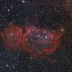 Soul Nebula (IC 1848),                                Colin McGill