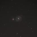 M51 Whirlpool Galaxy,                                jacklbartlett