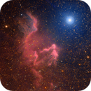 IC 63 Cassiopeia's Ghost from Deep Sky West,                                jerryyyyy