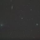 Comète 41/P Tuttle - Giacobini - Kresac,                                Virginie