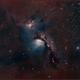 M78, NGCv2068,                                Randal Healey
