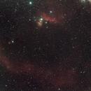 Barnard's Loop close-up,                                Janos Barabas