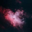 M16 - The Eagle Nebula,                                Josh Jones