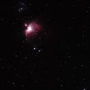The Great Orion Nebula,                                skyace