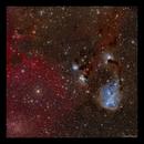 Dreyer's Nebula IC 447,                                Göran Nilsson