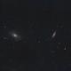 M81 & M82,                                Brian Tucker