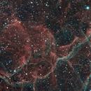 Vela Supernova remnant,                                Michelle Bennett