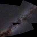 Triangular black hole in the galaxy,                                Paolo Manicardi
