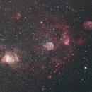 NGC 395,371,346,                                Gabriele Gegenbauer