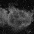 IC1848 (Soul Nebula) 5 Dec 2014,                                Geof Lewis