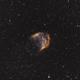 Abell 21 - Medusa Nebula - Ha(sG)OIII Bi-colour,                                Roberto Botero