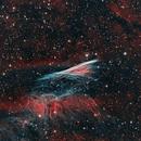 Pencil Nebula  - NGC 2736- Herschel ´´  s  Ray,                                Jaime Felipe Ramírez Narváez