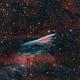 Pencil Nebula  - NGC 2736- Herschel ´´  s  Ray,                                JAIME FELIPE RAMI...