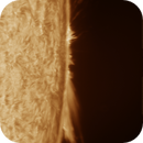 Active solar jet, 6/24/2018,                                Patrick Hsieh
