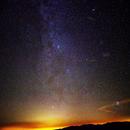 Perseid Meteor Showers ,                                Shailesh Trivedi